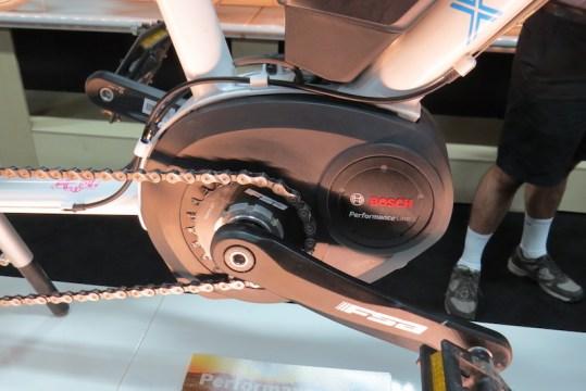 xtracycle bosh edgerunner electric cargo bike motor 1