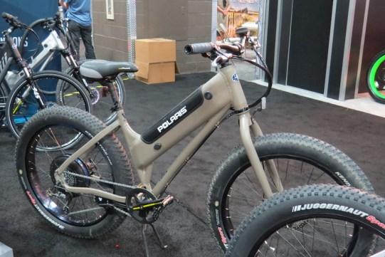 Polaris Sabre EV505 electric bike
