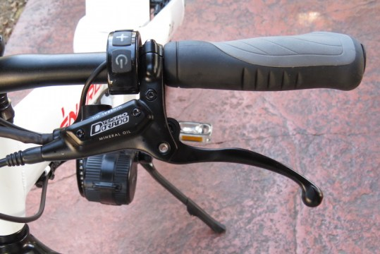 energie cycles 26td brake lever 1