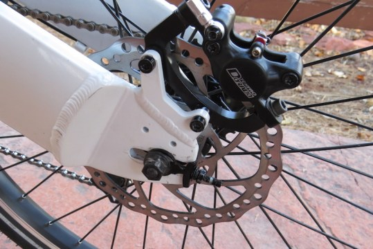 energie cycles 26td disc brake