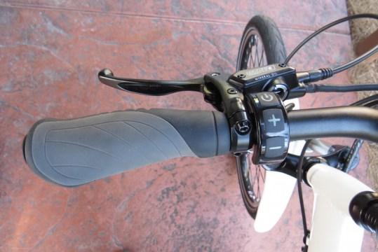 energie cycles 26td left handlebar