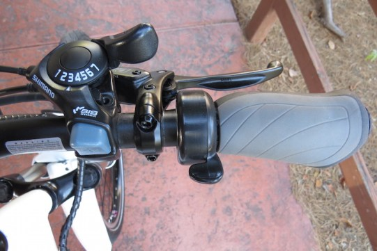energie cycles 26td right handlebar