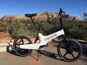 Gocycle profile