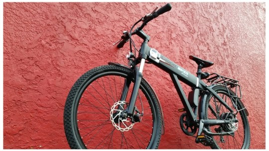 Shocke Spark electric bike