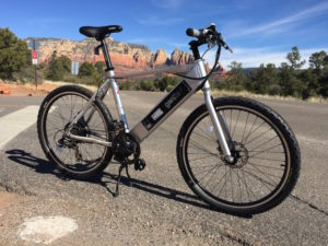 GenZe Sport electric bike side