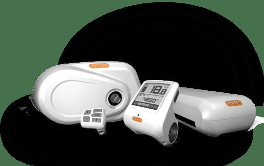 Bafang Max mid drive system