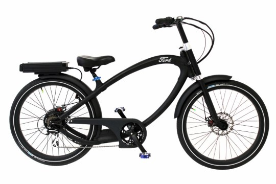Pedego Ford Super Crusier electric bike
