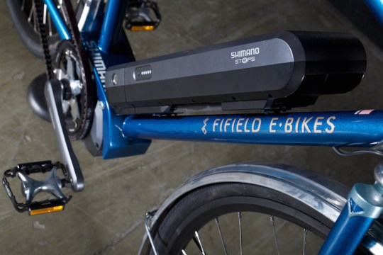 fifield chatham electric bike shimano battery