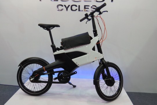 peugot electric bike
