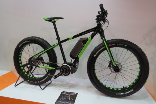 shimano fat electric bike