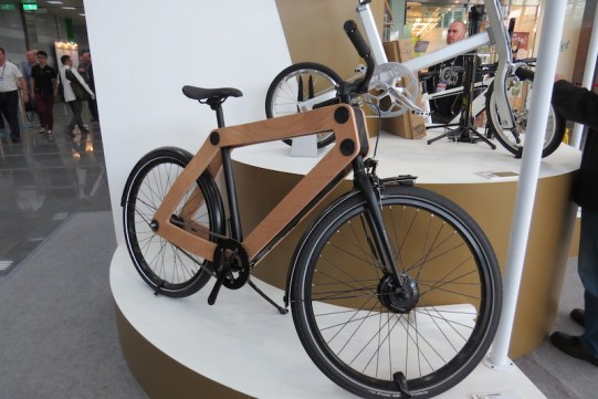 wood protanium electric bike