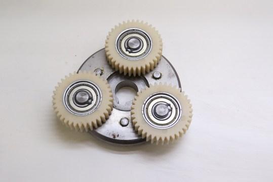bafang motor gears