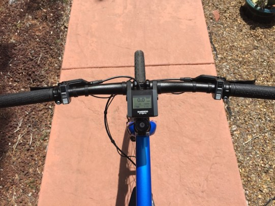 raleigh misceo electric handlebars