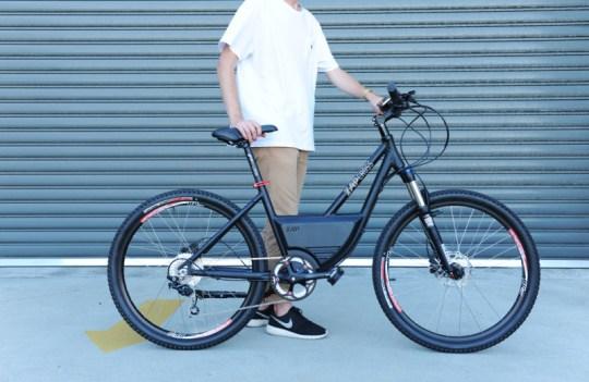 Zap Cross electric bike