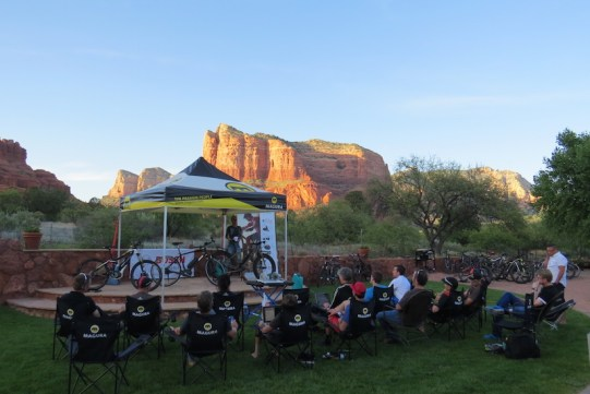 bosch press camp sedona