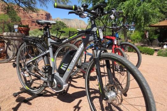 haibike trekking electric bike