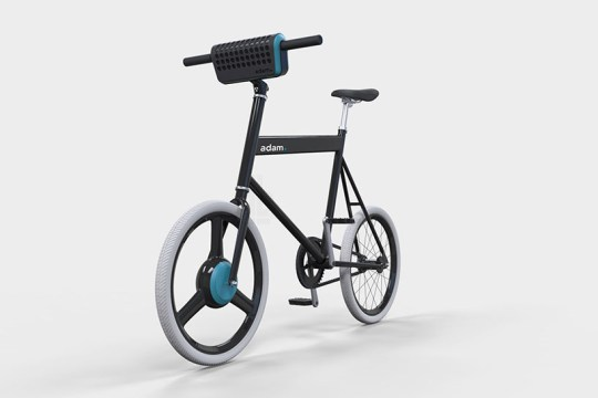 springtime adam electric bike