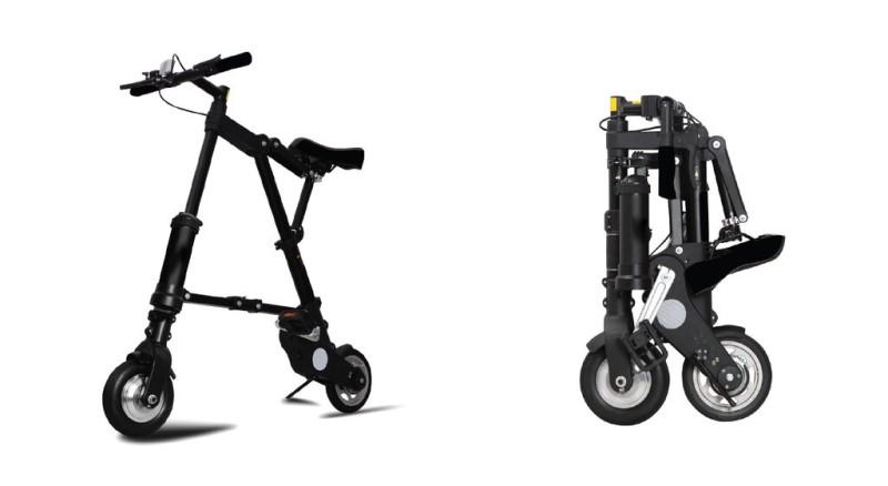 A-bike electric bike