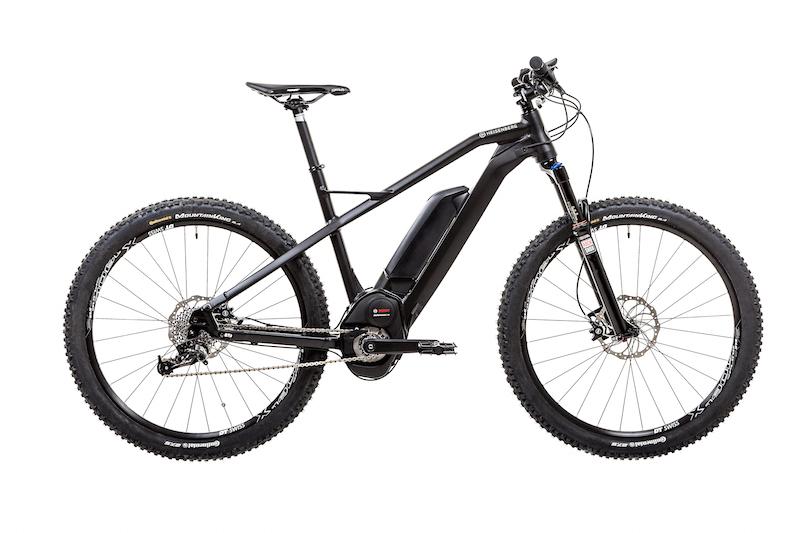 Heisenburg electric bike XD1_Trail 1