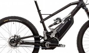 Heisenburg electric bike XF1 drivetrain