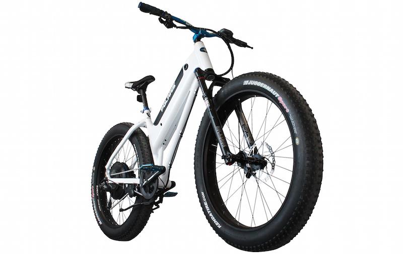 Polaris Nordic electric bike