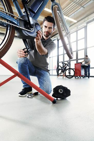 Bosch e-bike training 1
