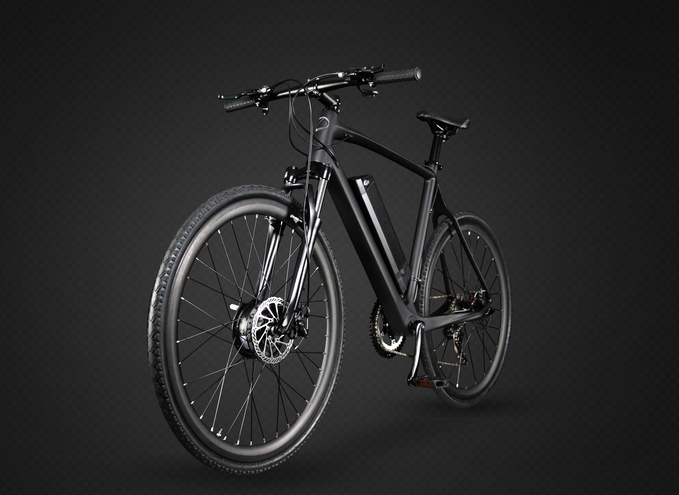 Daymak EC1 carbon electric bike