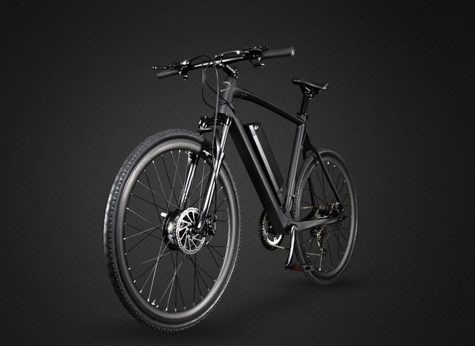 Daymak EC1 carbon electric bike