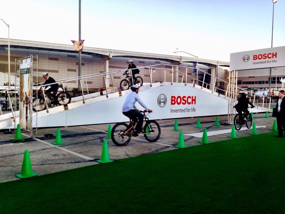 Bosch track