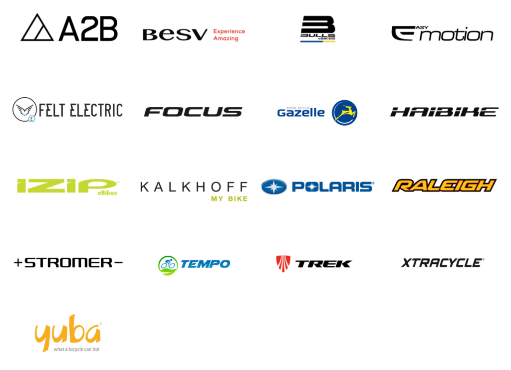 Electric Bike Expo Exhibitors
