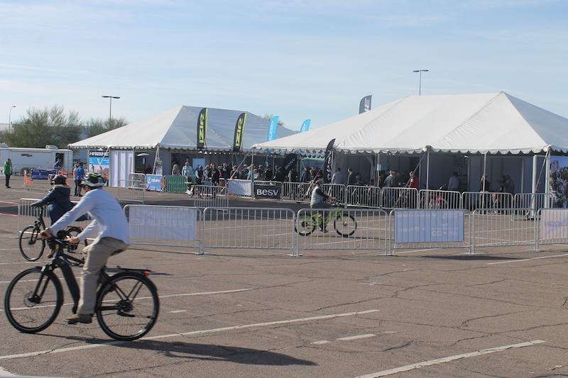 electric bike expo phoenix 27