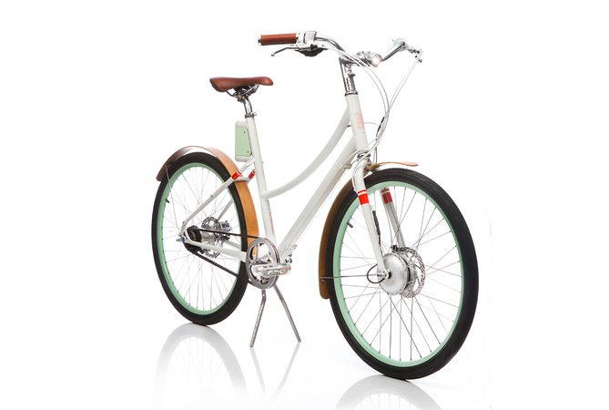 Faraday Cortland Electric Bike