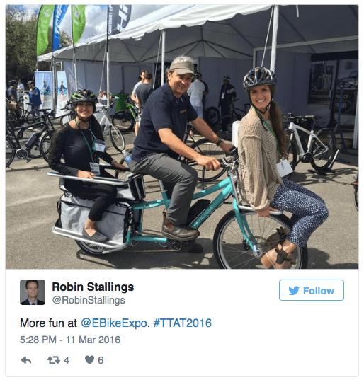 Houston electric bike expo twitter