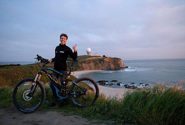 electric bike tour california