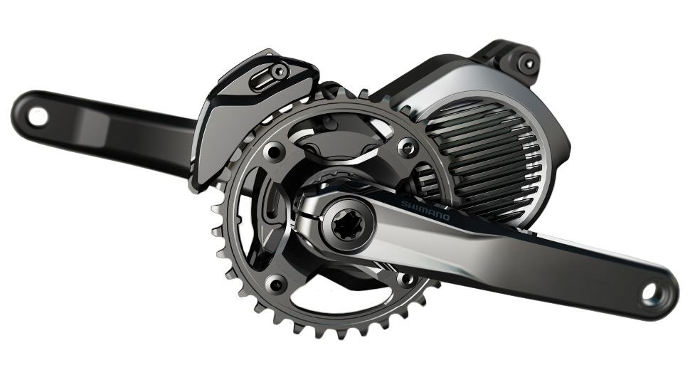 Shimano Electric Mountain Bike System 6