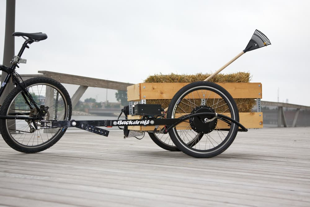 10 Electric Bike Motorized Trailers For An Extra Boost Videos