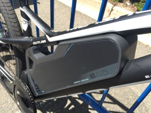 BULLS Outlaw electric bike battery