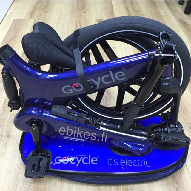 GoCycle's New Docking Station