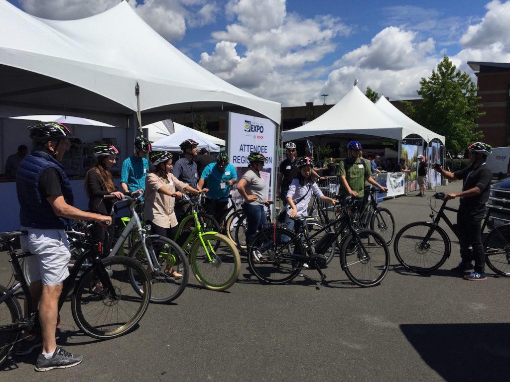 Seattle Ebike Expo Report New Ebikes Amp Lots Of Ebike