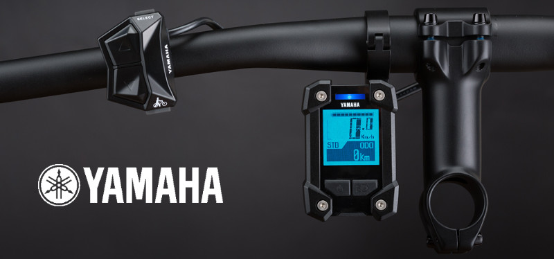 Yamaha pwx electric bike display