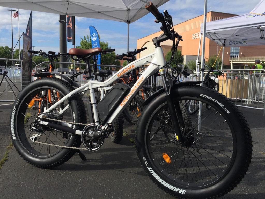 radpower radrover electric fat bike