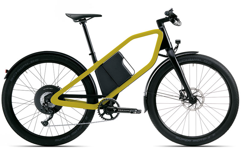 Klever x_limited electric bike