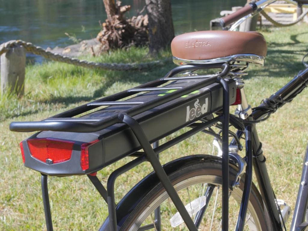 Leed 500 watt electric bike kit review battery