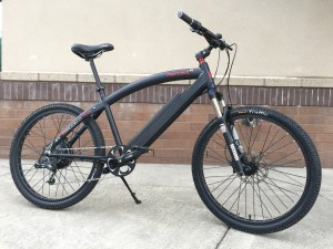ProdecoTech Phantom XR electric bike 2