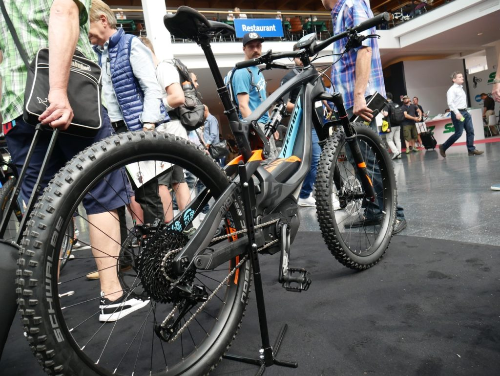 Lapierre electric mountain bike