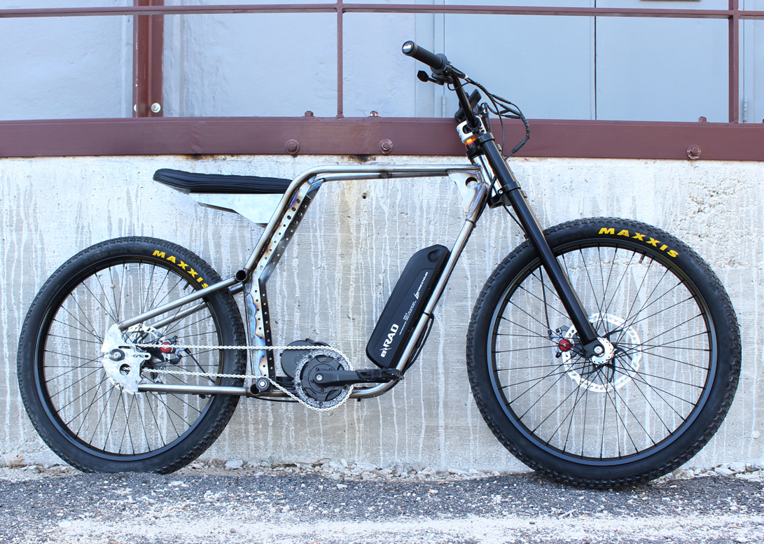 Ebike News Frame Kit Affordable Ebmx Expo Powerful Mid