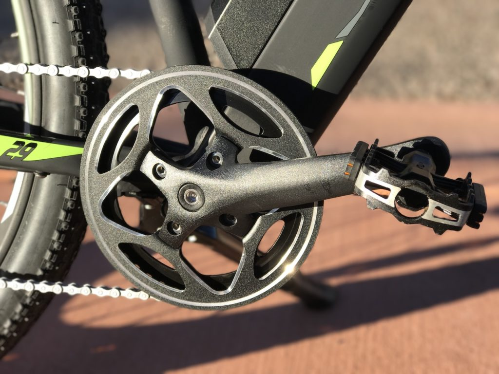 igo-m29r-electric-mountain-bike-cranks