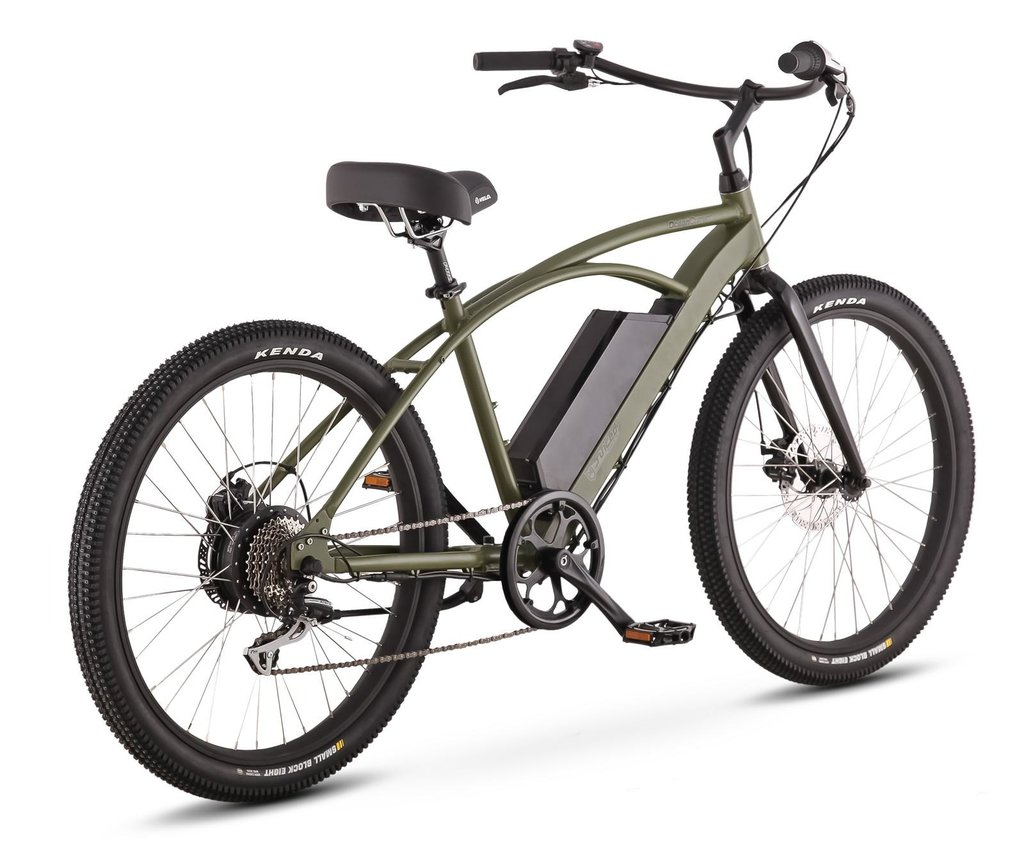juiced bikes ocean current electric bike