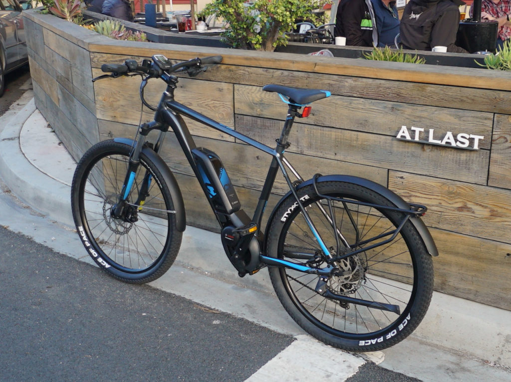 Bulls E2 Street electric bike