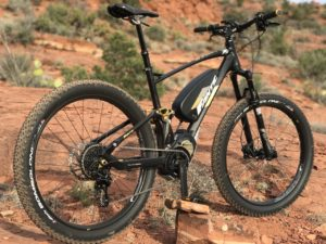 Fantic XF1 Casa electric mountain bike 4